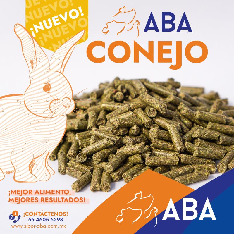 Alimento para Conejo ABA